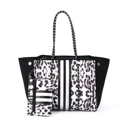 neoprene-leopard-tote-stripe-with-purse