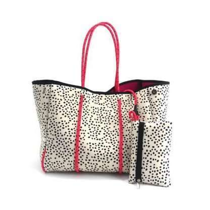 neoprene-tote-spot-with-pink-rope