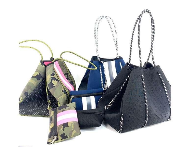 wholesale neoprene tote bags